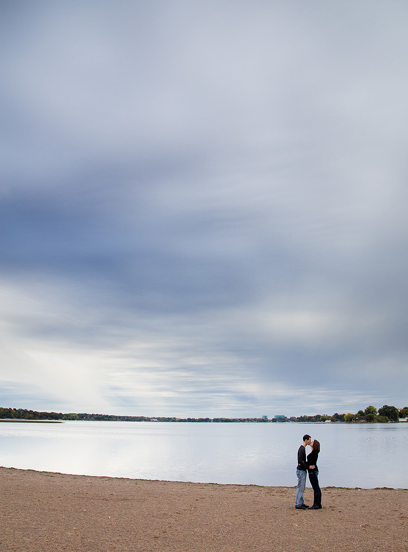 Plymouth Minnesota Engagement Photography