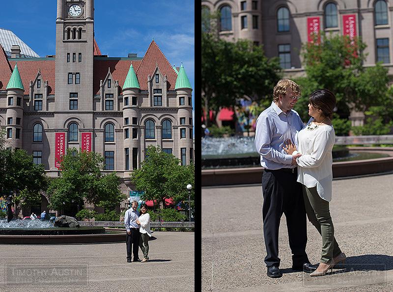 Photos - Landmark Center and Rice Park - St Paul, MN