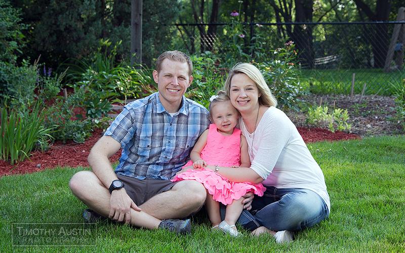 Family Photos - Crystal, MN